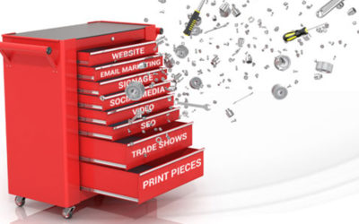 What's In Your Marketing Toolbox